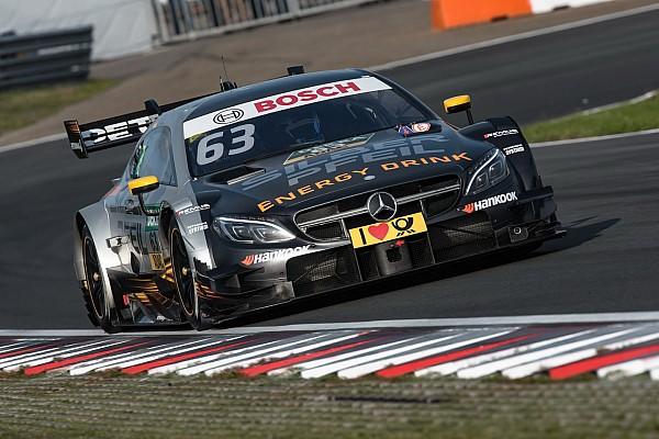 DTM Ultime notizie Engel libera un posto alla Mercedes per l'ultima stagione nel DTM