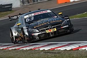 DTM Новость Mercedes освободил еще одно место в DTM, его может занять Верляйн