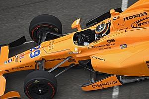 IndyCar BRÉKING Több mint kétmillióan nézték Alonso indianapolisi tesztjét!