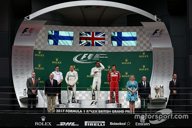 British Gp Top 10 Quotes After Race