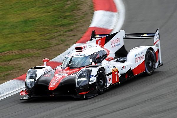 WEC Nurburgring: Kalahkan Porsche, Toyota rebut pole
