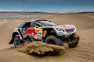 Rally Raid I più cliccati Fotogallery: il trionfo di Peugeot e Despres al Silk Way Rally 2017