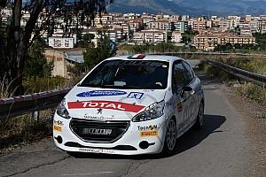 CIR Ultime notizie Targa Florio, 208 Top: sei equipaggi in lizza per la seconda prova