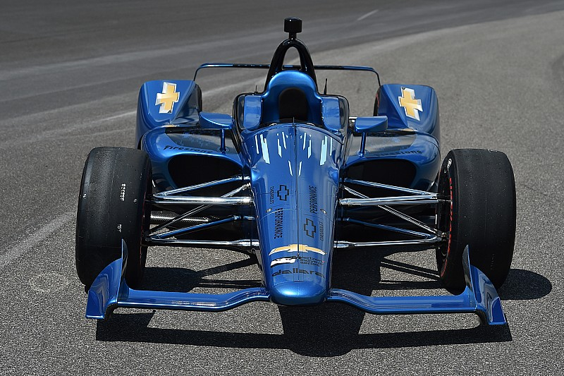 Fotogallery: il kit aerodinamico universale 2018 della IndyCar
