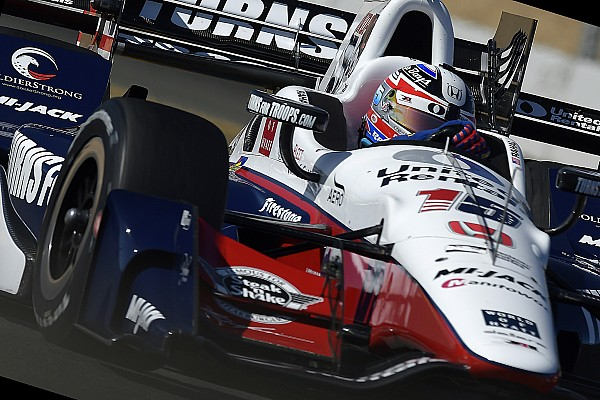IndyCar Sonoma IndyCar: Rahal heads warm-up, Dixon leads title contenders