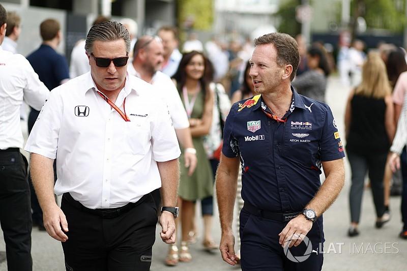 Zak Brown: Kann sein, dass wir in der F1 am Ende die Dummen sind