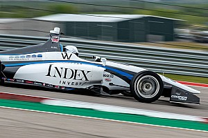 COTA Indy Lights Race 2: Askew wins, takes championship lead