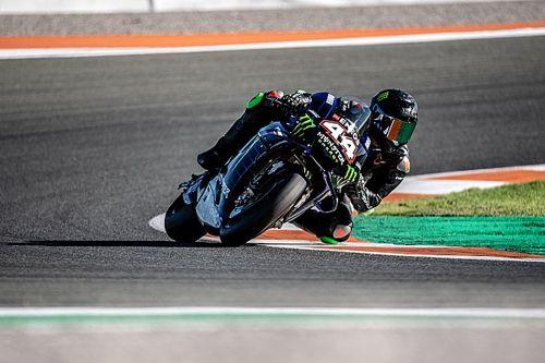 "Yamaha chief ""very impressed"" with Hamilton's MotoGP test"