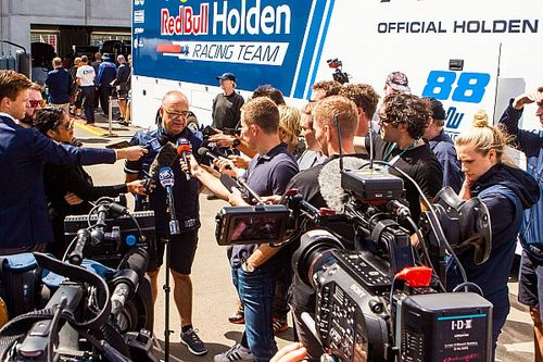 Triple Eight 'won't speculate' on post-Holden future