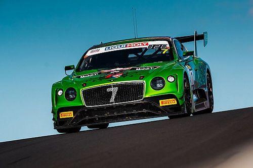 Bentley ends factory IGTC programme