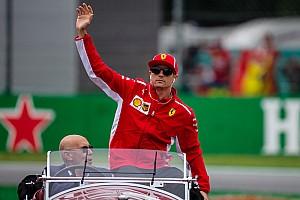 莱科宁2019年重返索伯继续征战F1