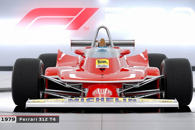 F1 2018: elképesztő legendás autók érkeznek a játékhoz - a teljes lista