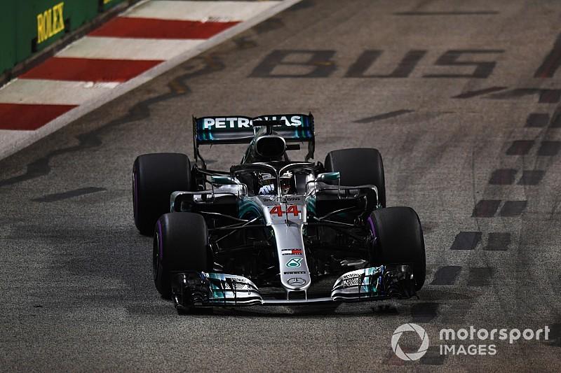 Qualifs - Hamilton, la pole inattendue!