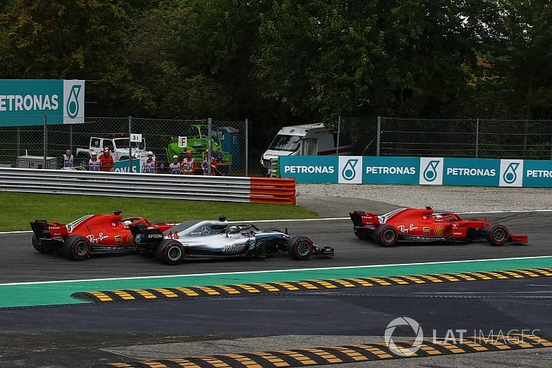 Vettel: Raikkonen de dahil üç farklı pilota karşı savaşıyorum