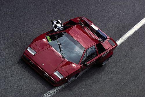 50º aniversario del mítico Lamborghini Countach