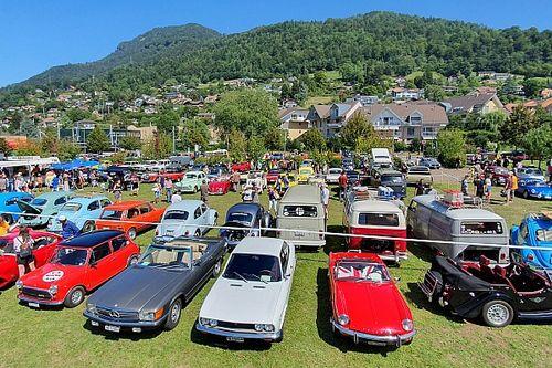 Léman Rétro: les véhicules anciens célébrés à Blonay du 28 au 30 août