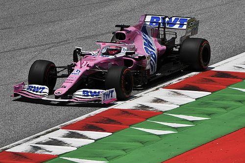 Перес опередил Ферстаппена на 0,09 с в первой тренировке Гран При Штирии