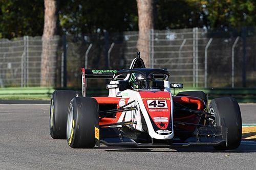 Formula Regional, Imola: Rodriguez domina in Gara 1