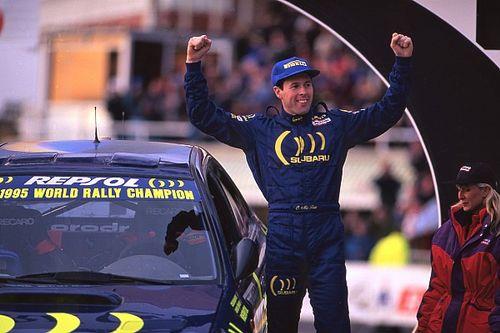 25 años: Colin McRae se convirtió en el campeón más joven del WRC