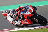 Johann Zarco vite dans le coup avec sa nouvelle Ducati