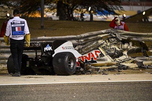 """""""Deep investigation"""" will follow Grosjean accident - Brawn"""