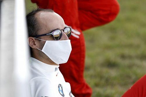 Williams struggles haven't put Kubica off idea of racing again