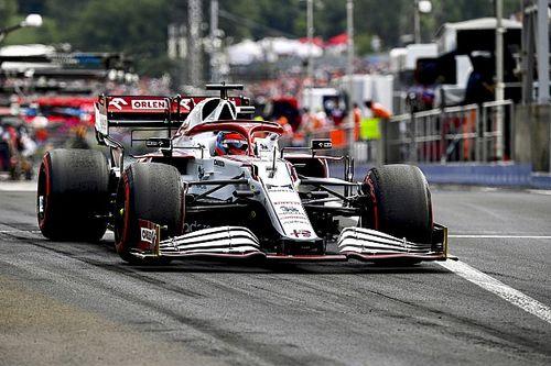 Emiatt került sor Räikkönen veszélyes kiengedésére a bokszban