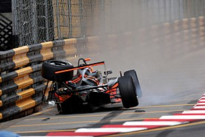 VAR recovering stolen Floersch Macau crash parts
