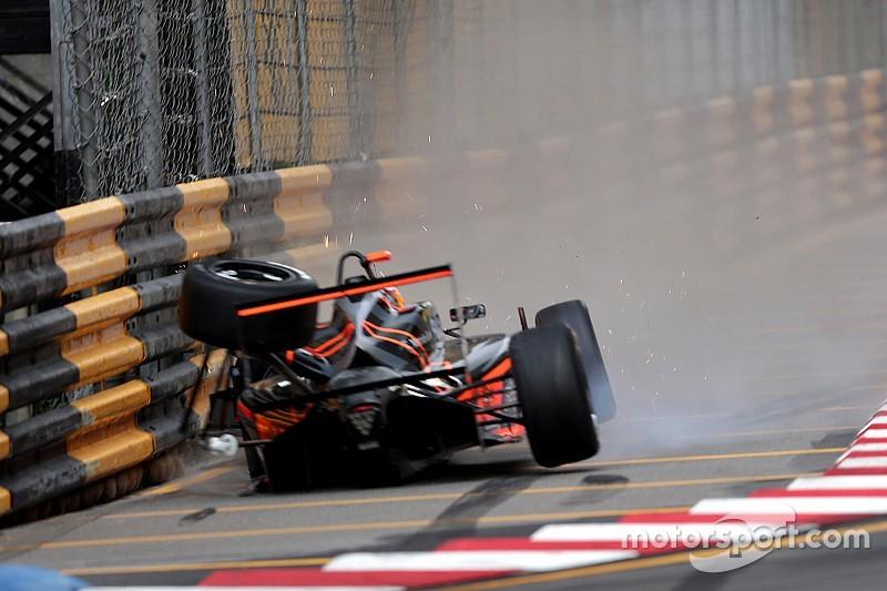 VAR recovering stolen Floersch Macau crash parts