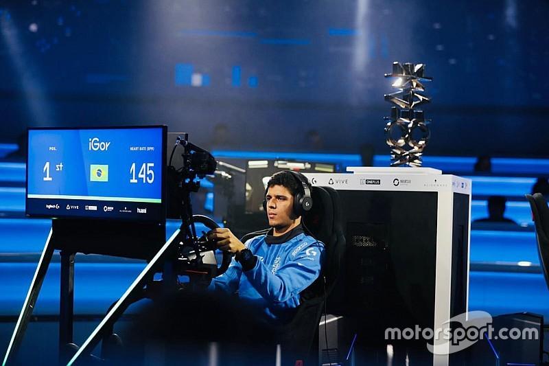 Un piloto de Esports podría llegar a la F1