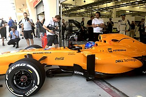 Vídeo: una vuelta on board con Alonso en el McLaren-Mercedes