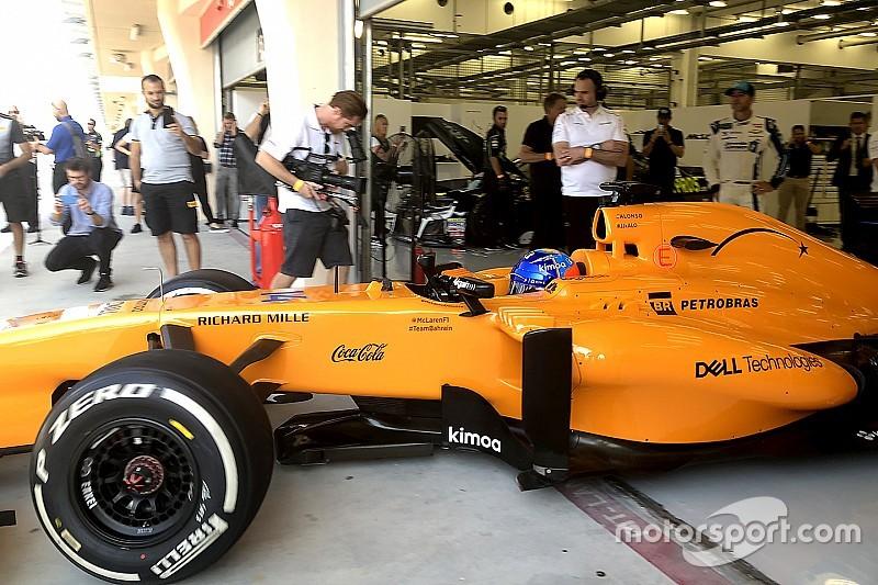 El inesperado reencuentro de Alonso con un V8 le recordó el sonido perdido de la F1