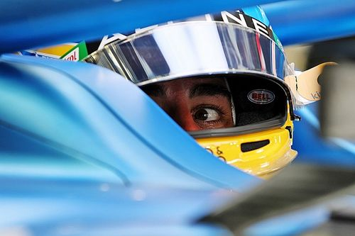 Alpine-adviseur Prost niet verbaasd door moeizame rentree Alonso