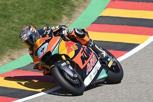 Hasil FP3 Moto2 Jerman: Gardner Sapu Bersih Sesi Latihan