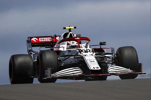 Kubica en Ilott op Red Bull Ring in actie voor Alfa Romeo