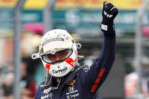 Piąte pole position Verstappena