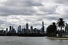 La lluvia planea sobre el GP de Australia 2018 de F1
