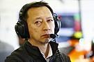 FOTO: Mata lelah bos Honda F1