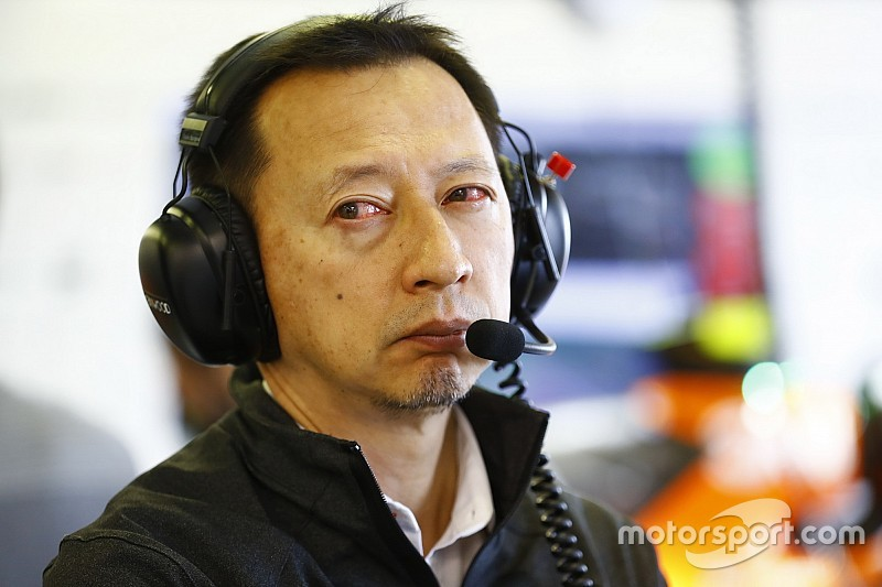 Фото дня: глаза босса Honda F1