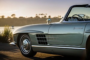 Automotive Noticias de última hora Un Mercedes descapotable de los años 50, a subasta