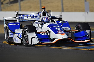 IndyCar 速報ニュース 予選6番手のディクソン「足りない部分もあるけど、それを乗り越える」