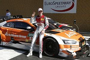 DTM Jelentés a versenyről DTM: Green nyert, kettős Audi-siker a Lausitzringen!
