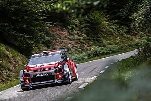 WRC Noticias de última hora Loeb está dispuesto a hacer más pruebas con Citroën