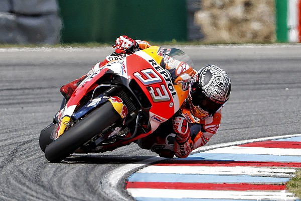 MotoGP MotoGP-Analyse: So meisterte Marc Marquez die Flag-to-Flag-Rennen
