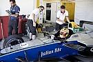 Formula E GALERI: Aksi Rio Haryanto di tes Formula E Valencia