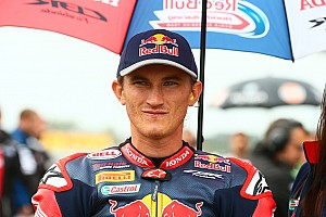 World Superbike Breaking news Gagne replaces Bradl in Honda World Superbike team