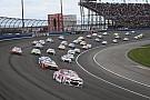 NASCAR Cup Ларсон попал в ДТП после победы в Фонтане
