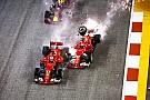 Kockáról kockára a botrányos F1-es rajt Szingapúrból