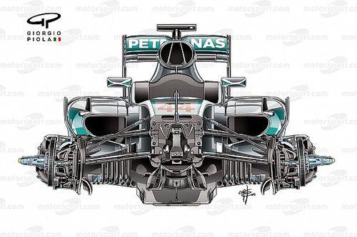 Технический анализ: как Mercedes сделала самую быструю машину еще быстрее