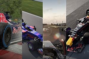 Симрейсинг Самое интересное Дайджест симрейсинга: подробности F1 2017 и NASCAR Heat 2